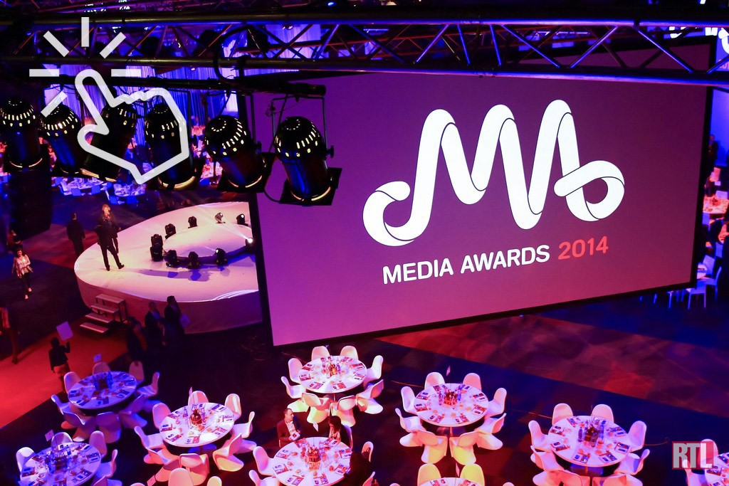 Découvrez les photos de la Media Awards Night du 12 février 2014.